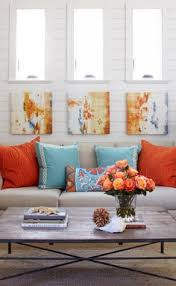 Orange Interior Burnt Orange Goes With Colour Theory Pinterest Burnt