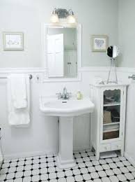 Bathroom Floor Tiles Ideas Bathroom Mosaic Floor Tile Large Beach Style Master White Tile And