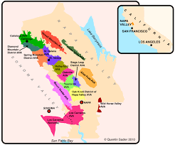 Sonoma Winery Map Cakebread U2013 A Great Napa Winery Quentin Sadler U0027s Wine Page