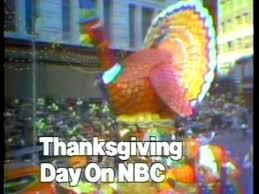 nbc thanksgiving today show promo 1977
