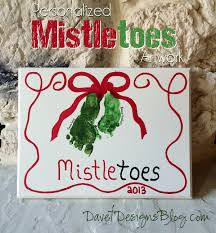 craft ideas and more from davet designs mistletoes christmas