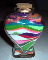 Sand Vases For Wedding Blending Of The Sands Ceremony