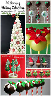 Christmas Cake Pop Decorations by Best 25 Christmas Cake Pops Ideas On Pinterest Christmas