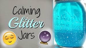 diy glitter mason jars room decor youtube