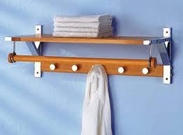10 functional and stylish bathroom wall hooks rilane