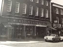 hitchin through the years f w woolworth u0026 perks and llewellyn