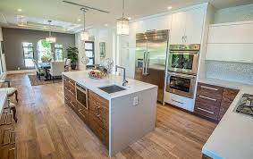 two tone kitchen cabinets and island 27 two tone kitchen cabinets stylish design ideas