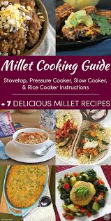 cuisine milet how to cook millet care2 healthy living