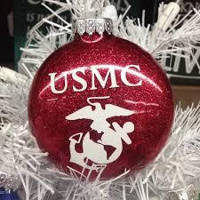 tree ornament branch us marine