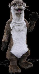 realistic costumes realistic otter mascot costume for sale bank beaver river