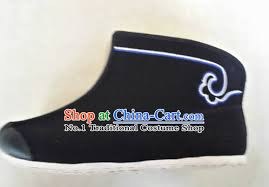 buy boots china traditional kung fu black boots