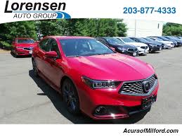 Acura Tlx Spec New 2018 Acura Tlx 3 5 V 6 9 At Sh Awd With A Spec Sedan In