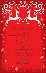 christmas invitations invitations to print