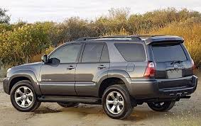 toyota 4runner model years used 2006 toyota 4runner for sale pricing features edmunds