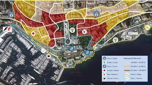 Monte Carlo Map Zoom On Monte Carlo Golden Square U2013 Monaco Real Estate Trends