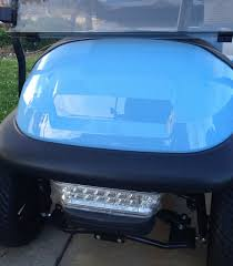 club car precedent club cars newer electric golf cart
