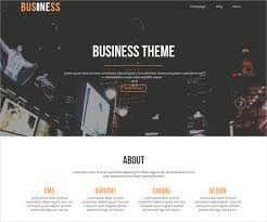 free online home page design 21 free business website themes templates free premium templates