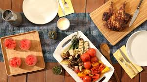 Summer Lunch Menus For Entertaining The Best Bbq Menu For Summer Parties Eatingwell