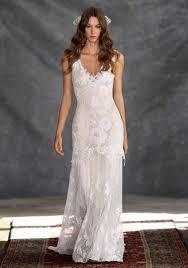 Lace Wedding Dresses Romantique By Claire Pettibone Boho Wedding Dresses