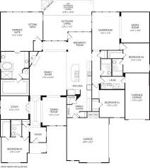 Floor Plan View Lauren Ii