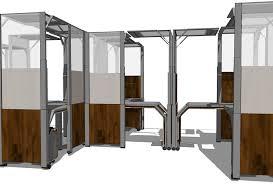 Collaborative Work Space Quantum Collaborative Workspace Logue Studio Design Inc Logue