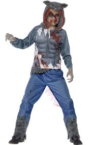 awesome costume ideas for men men u0027s bad wolf costume wolf