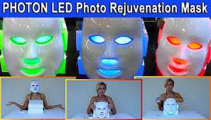 blue light for acne side effects review of pro nu 3 in 1 red blue green photon led photo rejuvenation