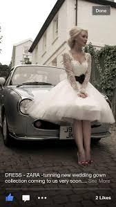 50 s wedding dresses retro wedding 50 s wedding dress 2061993 weddbook