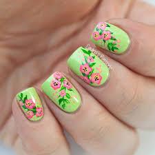 95 best flowers nail art images on pinterest make up flower