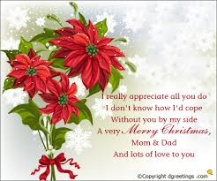 wish your and a merry with this beautiful card