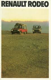 renault rodeo 41 best renault rodeo images on pinterest rodeo renault 4 and