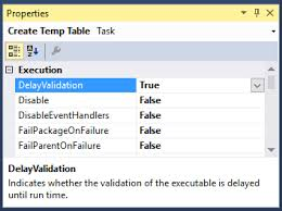 Create Temporary Table How To Use Temp Tables In An Ssis Package Tidbytes