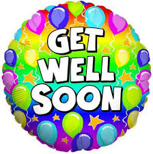 get well soon balloons get well foil balloon bright balloons gift basket cairns