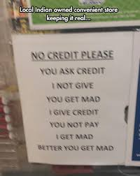 Convenience Store Meme - no credit