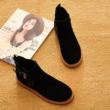 womens fur boots size 9 wholesale fashion winter boots for 2016 martin boots