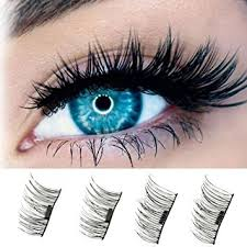 3d extensions rockrok magnetic eyelashes 3d reusable false lashes
