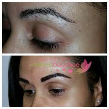 Permanent Makeup Eyebrows Hair Stroke Permanent Eyebrows And Skin Tightening Houston Wellness Boutique