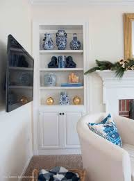how to decorate around your tv are you making this mistake all