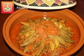 comment cuisiner le gombo recette tagine de viande à la tomate et gombos okra recettes