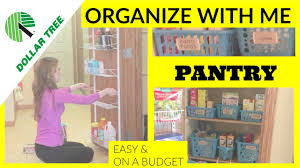 Organizing Your Pantry by Pantry Organization Dollar Tree How To Organize Your Pantry