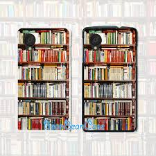 Bookshelf Antique Antique Bookshelf Bookcase Vintage Retro Case For Iphone 6 6s 5 5s