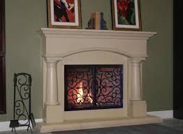 Decorative Fireplace Fireplace Cover Ideas Fireplace Ideas