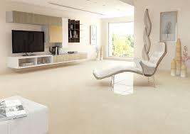 crema marfil gloss marble effect floor tile