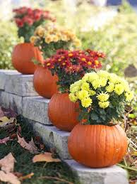 decorating your yard for the fall season yard