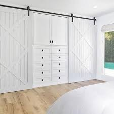 Contemporary Closet Doors For Bedrooms Best 25 Double Closet Doors Ideas On Pinterest Barn Doors For