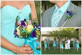 Peacock Themed Wedding Peacock Themed Wedding Ideas Amanda Jason