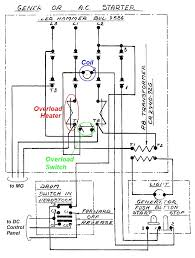contactor and overload wiring diagram floralfrocks