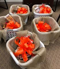bes family resource center receives special thanksgiving delivery