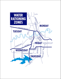 Wichita Zip Code Map Wichita Falls City Council Eases Water Restrictions