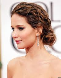 best updo hairstyles spring 2013 huffpost